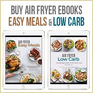 Air Fryer Cookbooks from BestRecipeBox.com