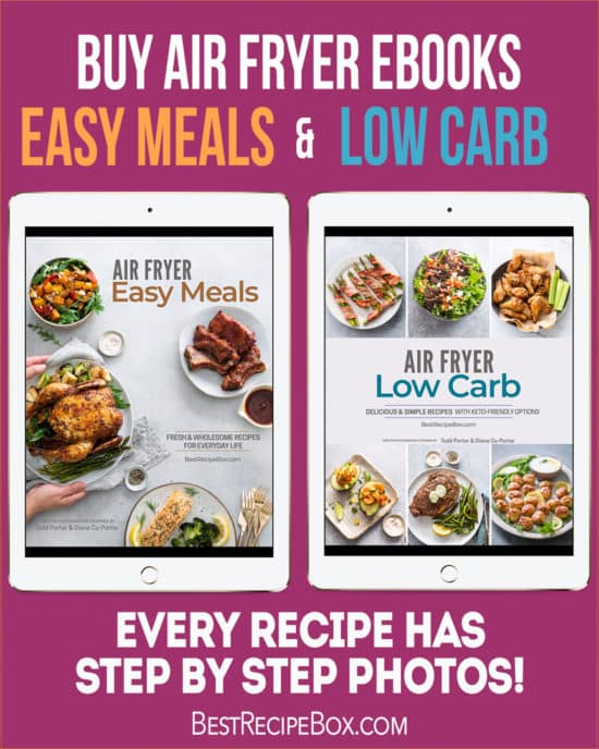 Cookbooks for Easy Meals and Low carb Recipes @bestrecipebox