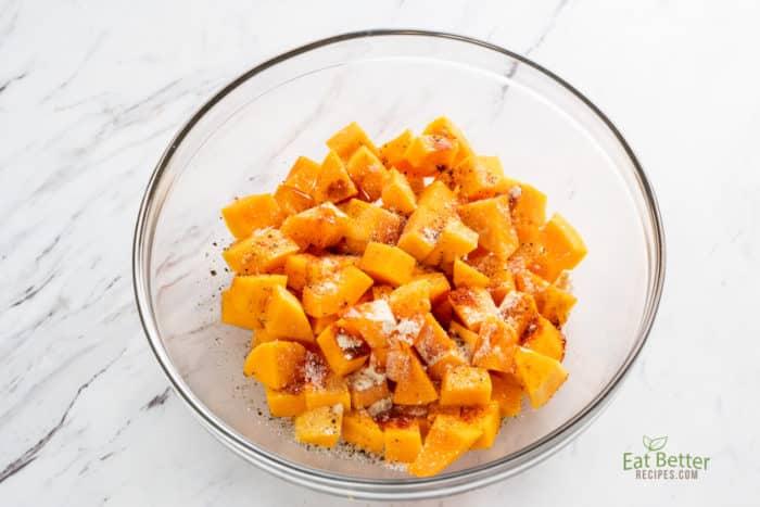 Air Fried Butternut Squash Recipe | BestRecipeBox.com