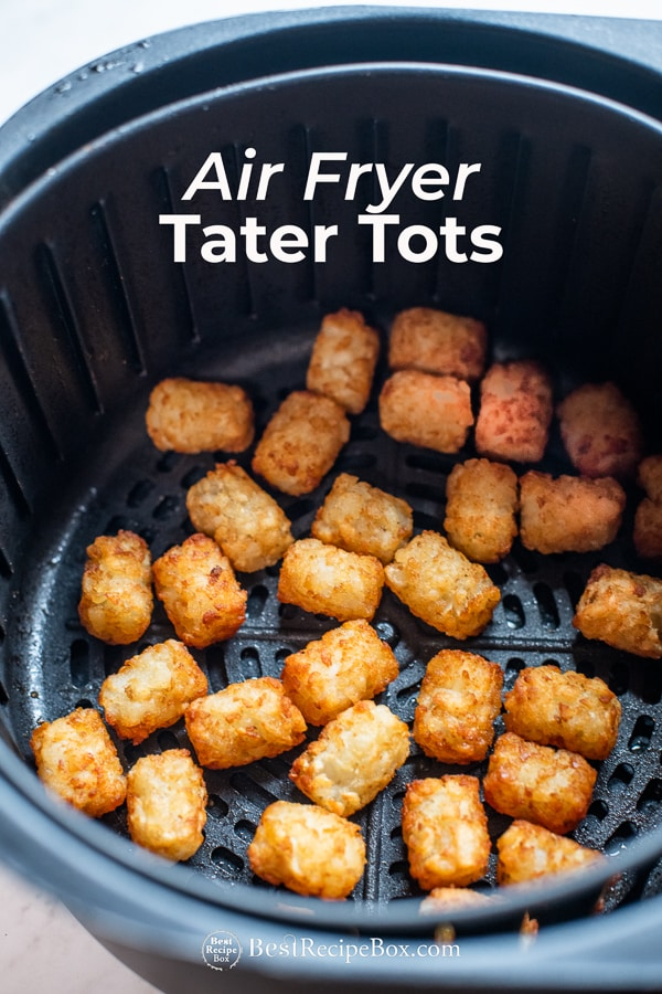 fryer tots air tater