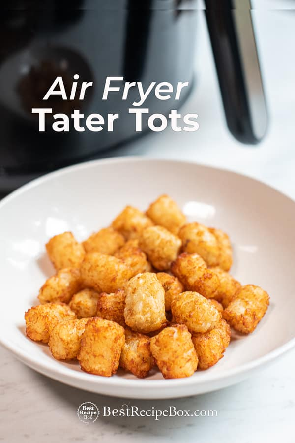 How to cook crispy potato puffs in air fryer
