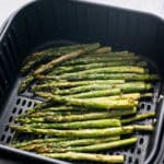 Air Fryer Asparagus | @bestrecipebox