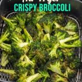Air Fryer Broccoli Recipe @bestrecipebox