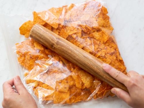 Crush Doritos