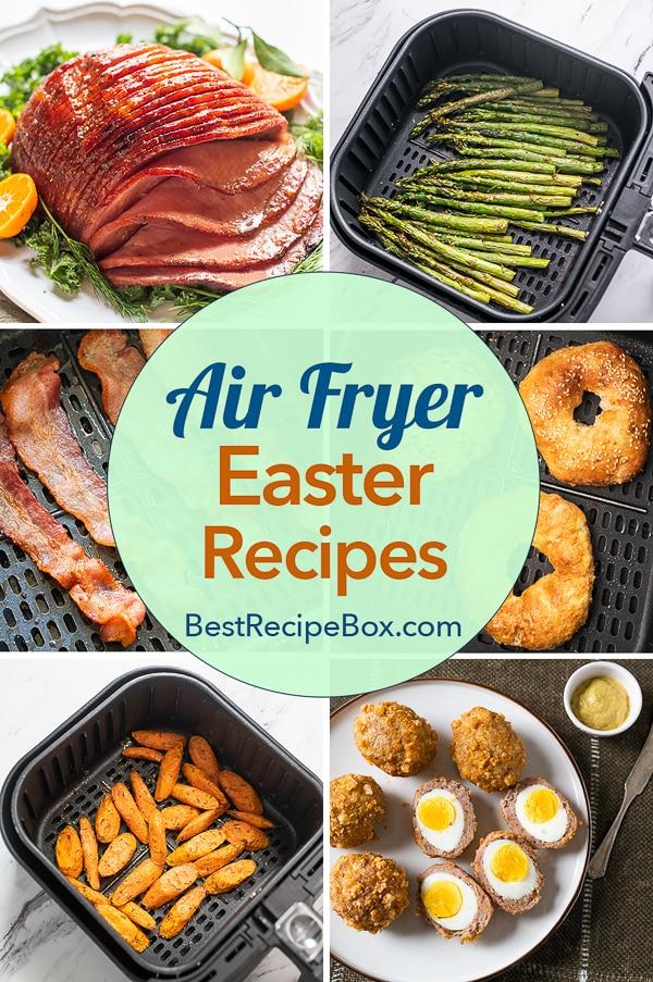 Air Fryer Easter Recipes for Breakfast or Brunch | BestRecipeBox.com