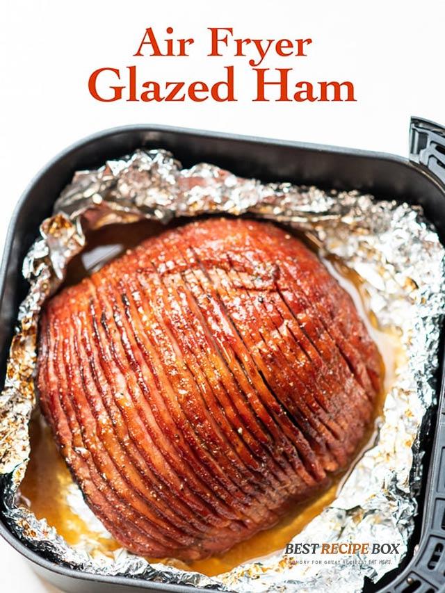 honey baked Ham Brown Sugar Glaze