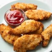 Air Fryer Chicken Strips Recipe or Chicken Tenders in Air Fryer | AirFryerWorld.com