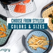 Giveaway: Air Fryer Non-Stick Silicone Liners