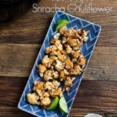 Air Fryer Spicy Cauliflower Recipe | @whiteonrice
