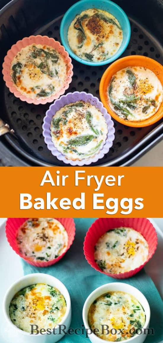 Best Air Fryer Recipes for Healthy Air Fried Recipes | @bestrecipebox