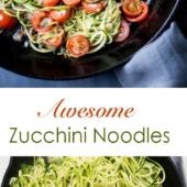 Best Zucchini Noodle Recipes | @BestRecipeBox