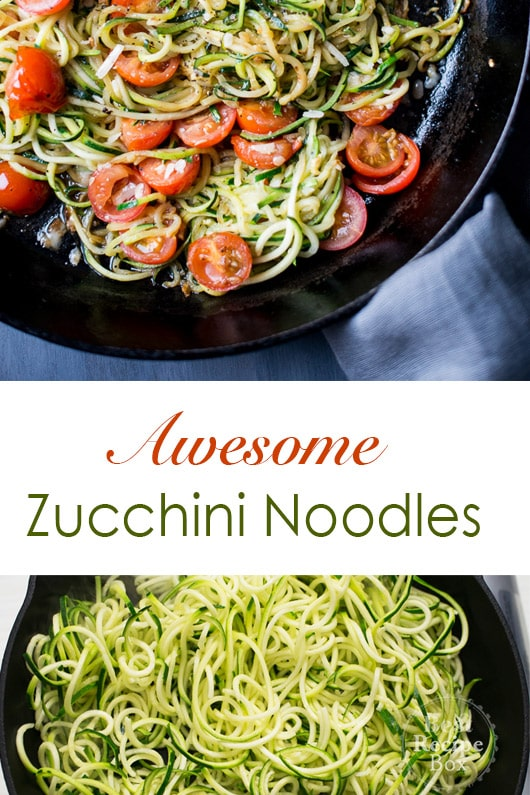 Best Zucchini Noodle Recipes And Healthy Zoodle Recipes