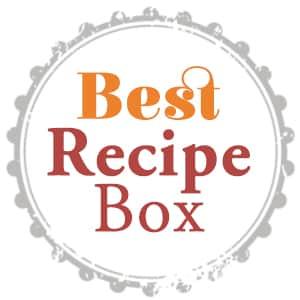 New Best Recipe Box