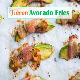 Bacon Avocado Fries for a great avocado appetizer recipe   @bestrecipebox