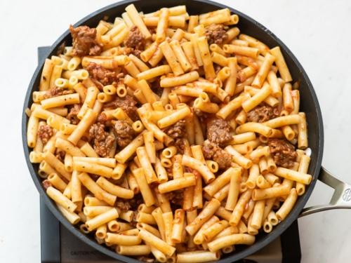 Add Pasta