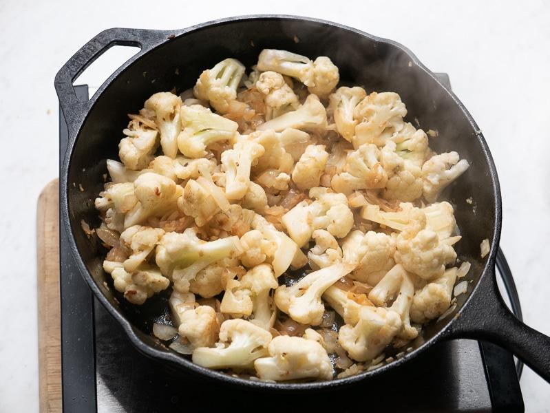 Cook Cauliflower