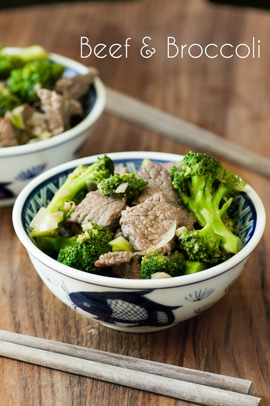 Easy Beef & Broccoli Stir Fry Recipe- 30 minute recipe from BestRecipeBox.com