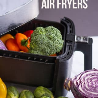 Best Air Fryers for Healthy Air Fried Recipes | @BestRecipeBox