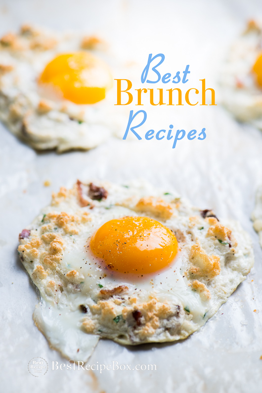 Best brunch recipes for breakfast easter and mothers day for Best easter brunch recipes
