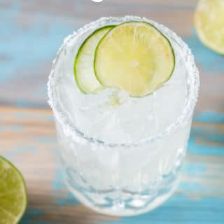 Best Margarita Recipe or Classic Margarita | BestRecipeBox.com