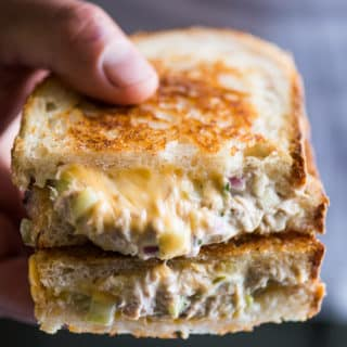 Dad's Grilled Tuna Melt