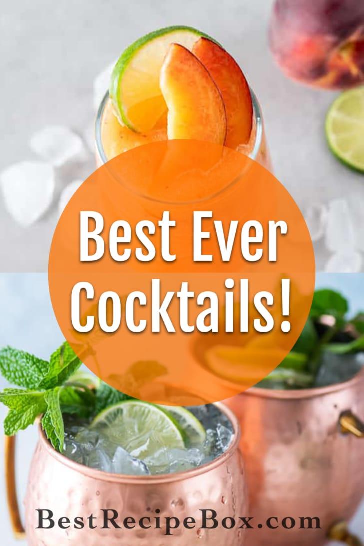 Best Party Cocktails - BestRecipeBox-1