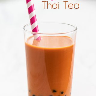 Thai Bubble Tea