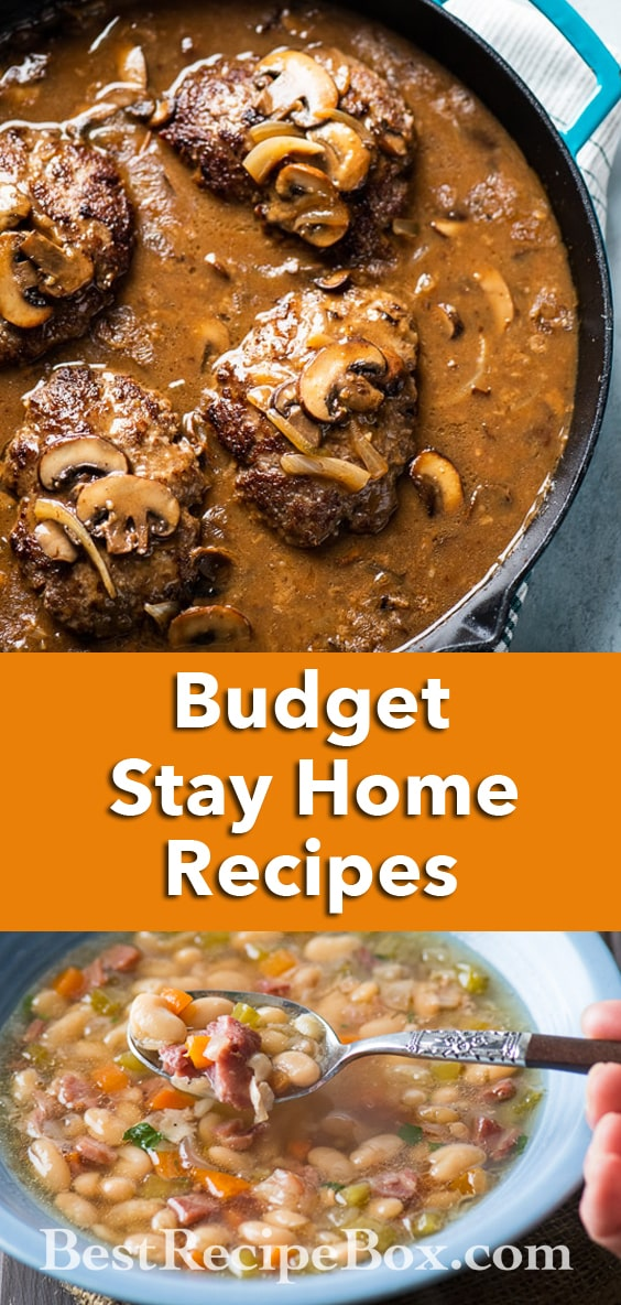 Budget Recipes for Easy quick dinner meals kids and family love   BestRecipeBox.com