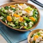 Chopped Asian Chicken Salad