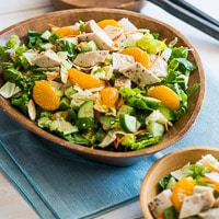 Chopped Asian Chicken Salad Recipe-thumb 200