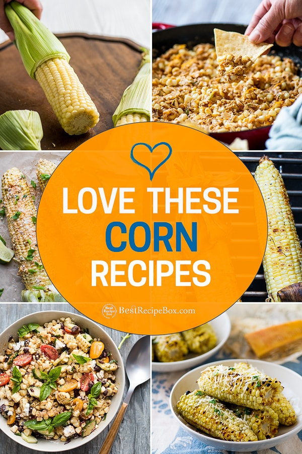 Best Corn Recipe for Summer, Game Day and Tailgating | BestRecipeBox.com