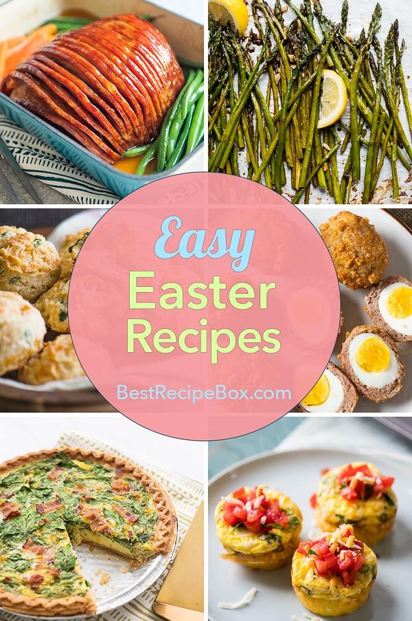 Best Easter Recipes for Breakfast or Brunch | BestRecipeBox.com