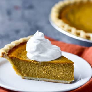 Easy Amazing Pumpkin Pie Recipe