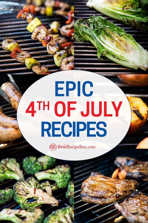 Epic 4th of July Recipes-BestRecipeBox