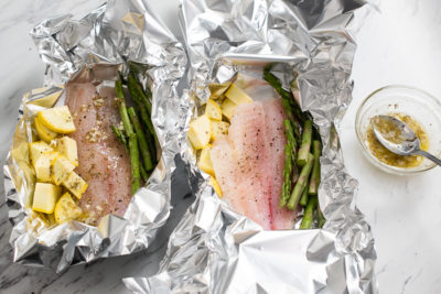 Healthy tilapia recipe step by step
