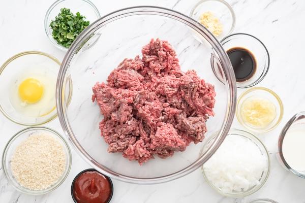 Mix Meatloaf