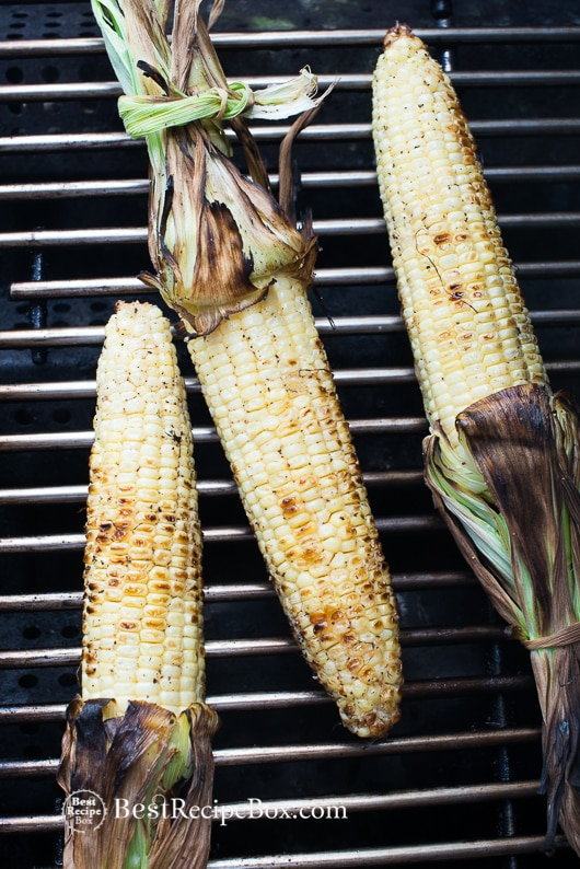 Grilled Mexican Street Corn Elotes for Best Grilled Corn Recipe on a grill