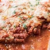 Low Carb Hot Dog Lasagna Recipe Best Hot Dog Recipe | @bestrecipebox