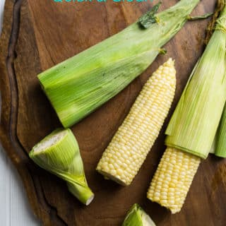 How to Shuck and De-Kernel Corn in Minutes