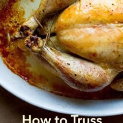 How to Truss a Chicken - BestRecipeBox.com