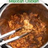 Instant Pot Mexican Chicken Taco in Pressure Cooker | BestRecipeBox.com