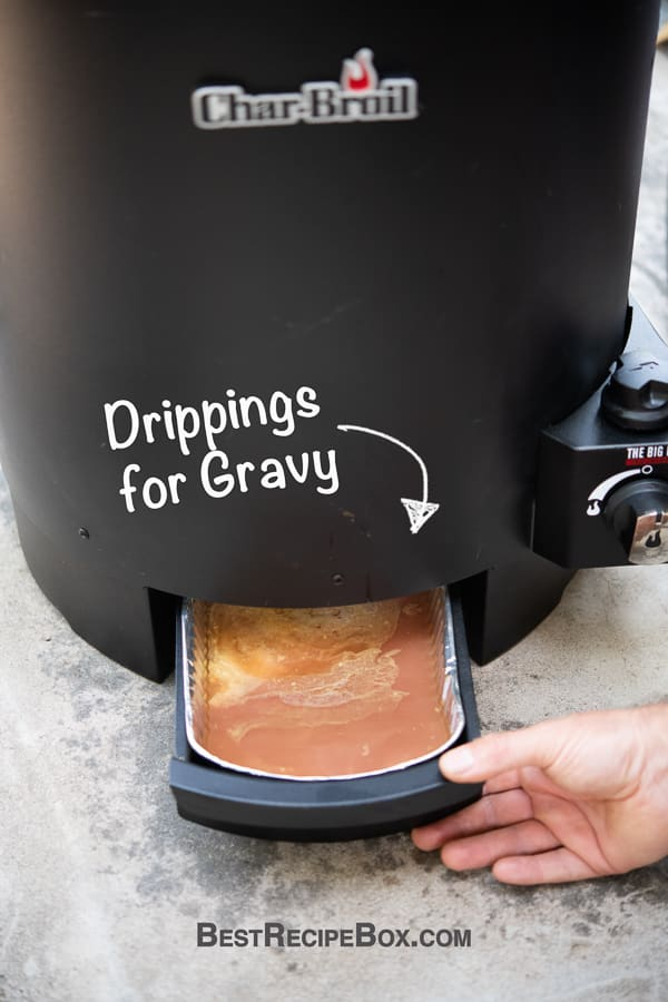 Oil Less Deep Fried Turkey in Infrared Air Fryer @BestRecipeBox