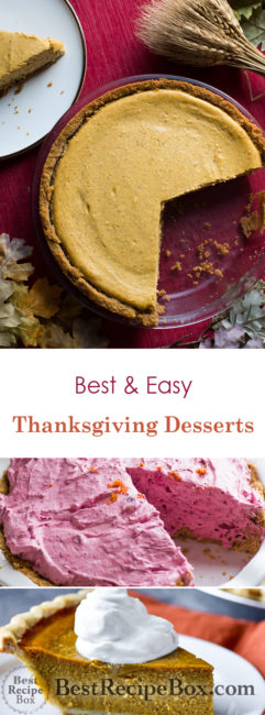 Best Holiday Desserts Recipes | @BestRecipeBox