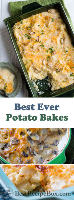 Best Potato Casserole Recipes | @Bestrecipebox