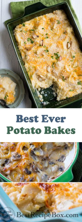 Best Potato Casserole Recipes   @Bestrecipebox