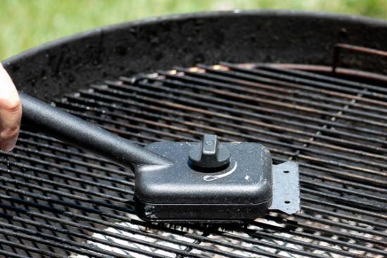 Preheat Grill