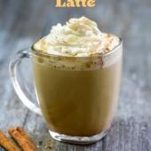 Best Pumpkin Spice Latte Recipe like Starbucks Pumpkin Spice Latte | @bestrecipebox