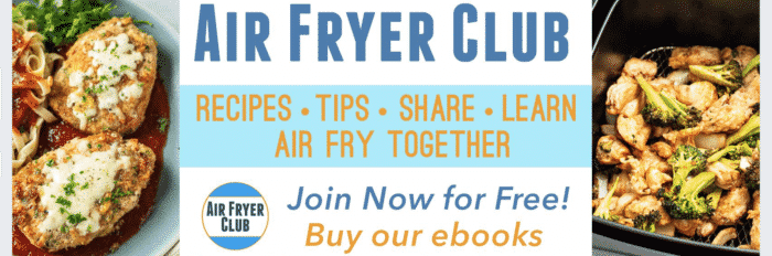Facebook Air Fryer Club by BestRecipeBox.com