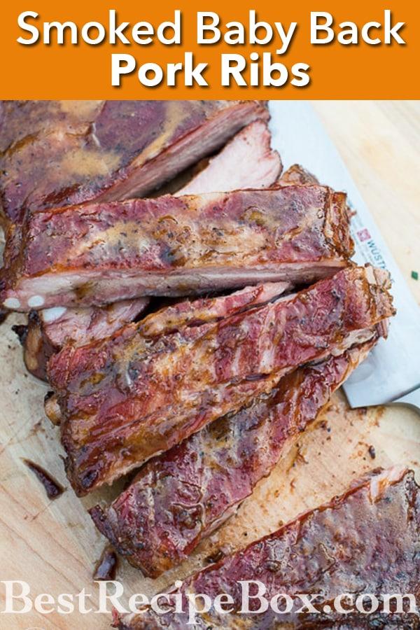 How to Smoke Pork Ribs Recipe for Best Summer BBQ Ever! | @bestrecipebox