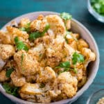 Sriracha Roasted Cauliflower Recipe Healthy Cauliflower Recipe | @bestrecipebox